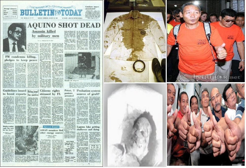 Ninoy Aquino Assassination