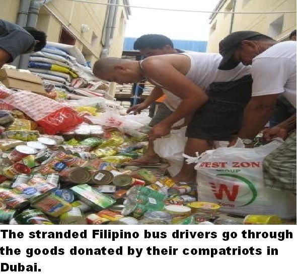 stranded pinoy