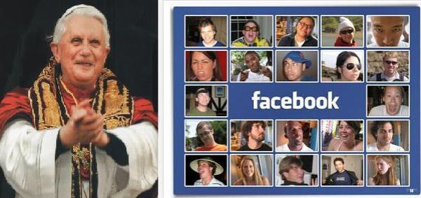 BENEDICT XVI FB MONTAGE