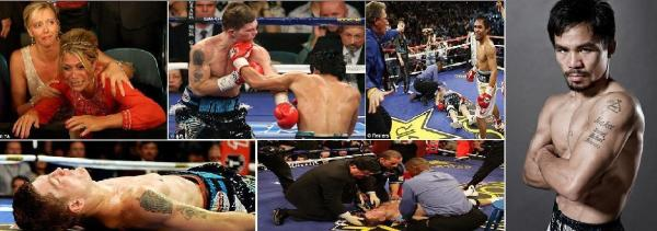 HOW MANNY TOOK OUT RICKY