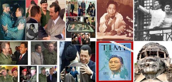 MARCOS AND DICTATORS MONTAGE