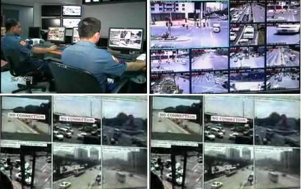CCTV CAMS MONTAGE