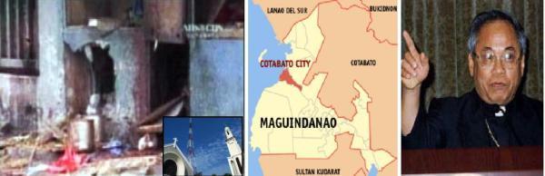 .CotabatoCityCathedral blast montage