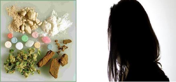 DRUG RAPE VICTIM MONTAGE