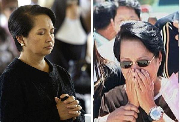 GMA PRAYING AND CRYING