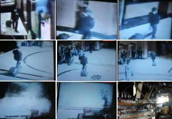JAKARTA BLAST CCTV MONTAGE