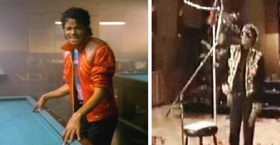 MJ RECORDING MONTAGE
