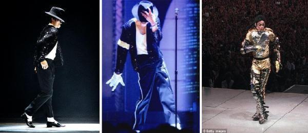 Moonwalking MJ MONTAGE
