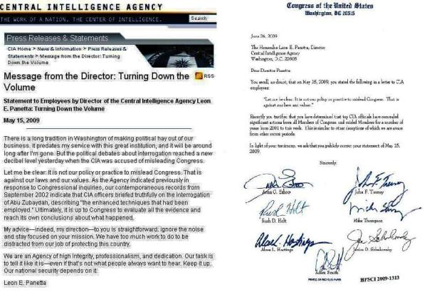 PANETTA LETTER MONTAGE