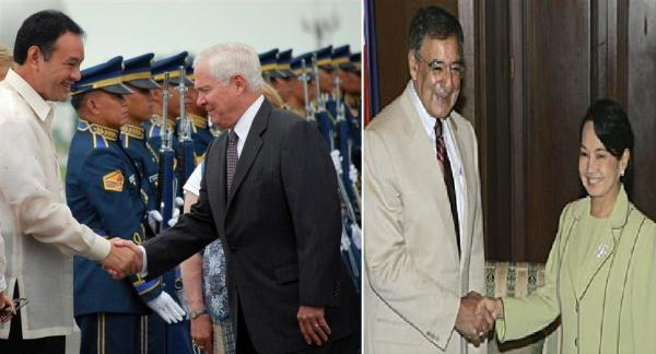 TEODO GMA WITH GATES AND PANETTA MONTAGE