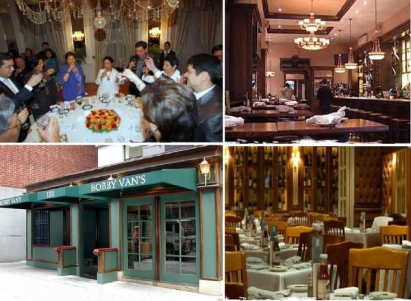 GMA GROUP AND BOBY VAN STEAKHOUSE MONTAGE