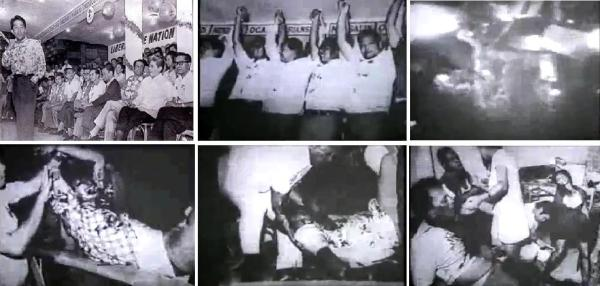 PLAZA MIRANDA BOMBING MONTAGE