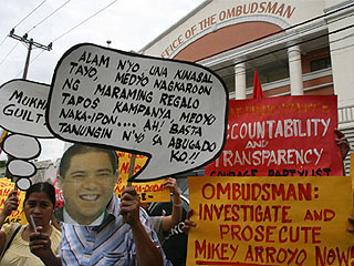 demos at ombudsman