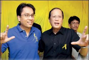 mar noynoy at club sept 1