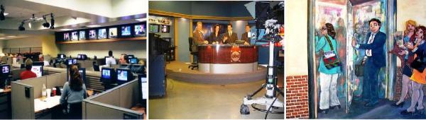 media montage