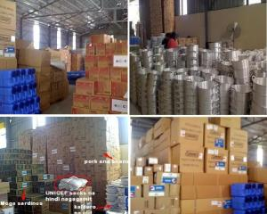 dswd relief goods stockpile montage 2