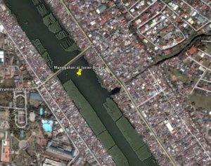 kangkong clogged manggahan floodway
