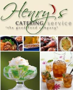 LWUA HENRY'S CATERING MONTAGE