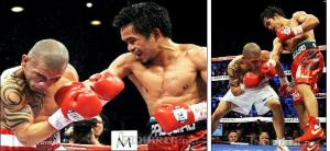 pacman beats cotto montage