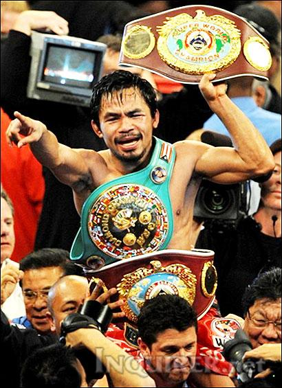 pacman with diamond belt after cotto2
